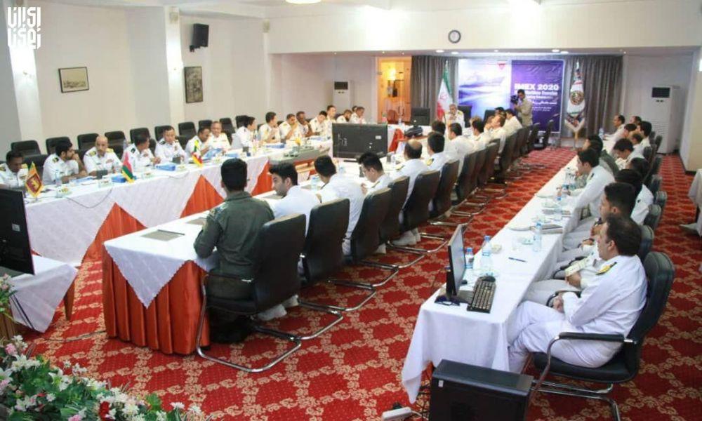 برگزاری نشست هماهنگی اولیه رزمایش دریایی آیونز با حضور کشورهای عضو در بندرعباس