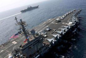آمریکا درتلاش است تا ائتلاف نظامی برای تامین امنیت تنگۀ هرمز و باب المندب تشکیل دهد.