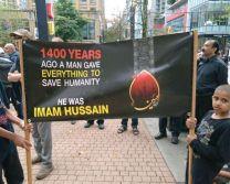 عزاداری حسینی در ونکوور