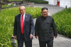 دیدار ترامپ با کیم جونگ اون