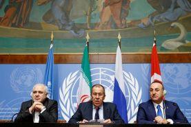 ظریف: تا هر زمان که دولت و ملت سوریه بخواهند در این کشور می مانیم
