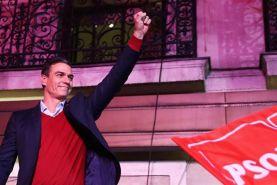 نتایج اولیه انتخابات اسپانیا