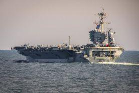 سه ناو جنگی آمریکا خلیج فارس را ترک کردند.