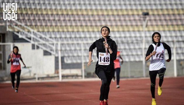 بانوان دوومیدانی کار ایران شانسی برای کسب سهمیه المپیک ندارند