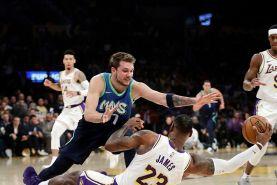پیروزی هیوستون مقابل تورنتو و پیشتازی دالاس با ستاره جوان خود در NBA