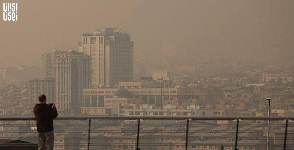 تهران آلوده تر می شود