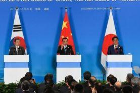 ایجاد منطقه آزاد تجاری بین چین، کره جنوبی،ژاپن