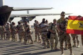 اسپانیا شمار نظامیان خود را در عراق کاهش می دهد.