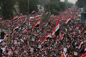 بازتاب های داخلی و خارجی تظاهرات ضد آمریکایی مردم عراق