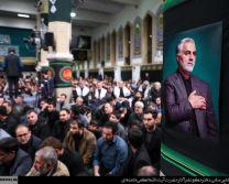 اولین شب عزاداری فاطمیه ۱۴۴۱ در حسینیه امام خمینی