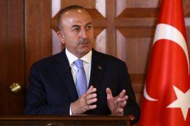 ترکیه خواستار رد یکپارچه معامله قرن از طرف کشور های اسلامی شد