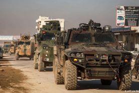 درگیری ارتش ترکیه و سوریه