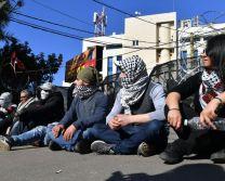 اعتراضات در بیروت علیه معامله قرن آمریکا