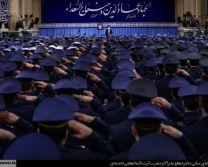 دیدار فرماندهان و کارکنان نیروی هوایی ارتش