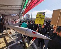 راهپیمایی 22 بهمن در تهران
