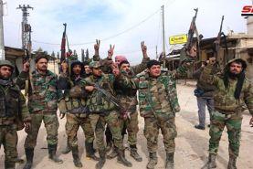 آخرین پیشروی ها در سوریه