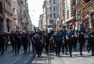 موج تازه دستگیریها در ترکیه