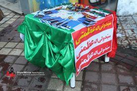 گزارش تصویری از تبلیغات انتخابات مجلس در رشت