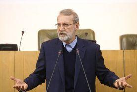 تاکید لاریجانی بر حضور پرشور در انتخابات مجلس