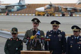 مراسم تحویل 8 فروند هواپیمای اورهال شده به نیروی هوایی ارتش