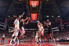 بسکتبال NBA بعد از تعطیلات کوتاه مدت دوباره آغاز شد