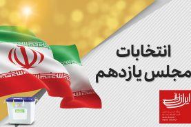 نتایج نهایی انتخابات مجلس در استان آذربایجان غربی و خراسان
