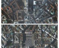 عواقب کروناویروس در شهرهای جهان از فضا