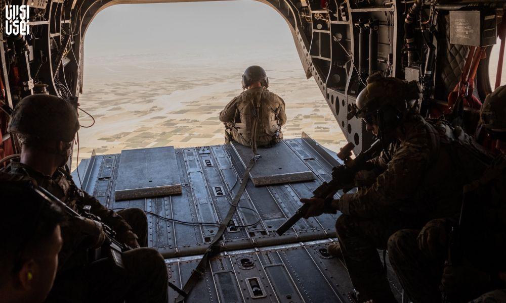 خروج تدریجی نیروهای آمریکایی از افغانستان آغاز شد