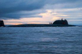 زیردریایی بدون سرنشین پروژه CLAWS