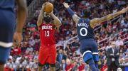 شکست مدعیان در ادامه رقابت های بسکتبال NBA