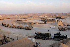 اصابت ۱۰ موشک به پایگاه التاجی و واکنش آمریکا