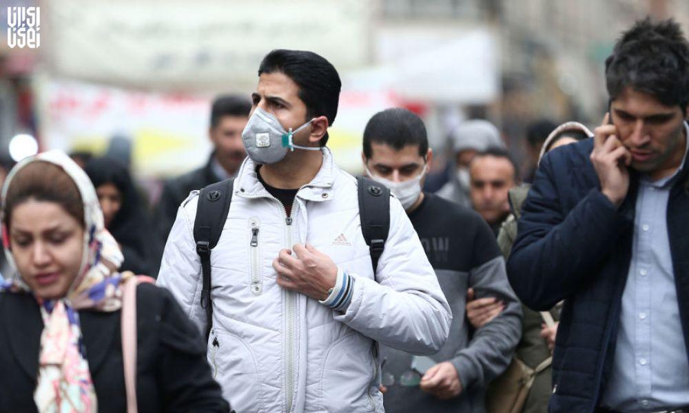 10 هزار مبتلا کرونا در ایران