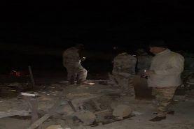 حملات هوایی آمریکا به مقر نیروهای «حشد الشعبی» در ۵ استان عراق