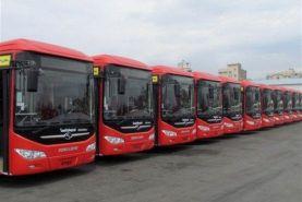 تجهیز ۵ هزار دستگاه اتوبوس پایتخت به افشانههای ضد عفونی کننده