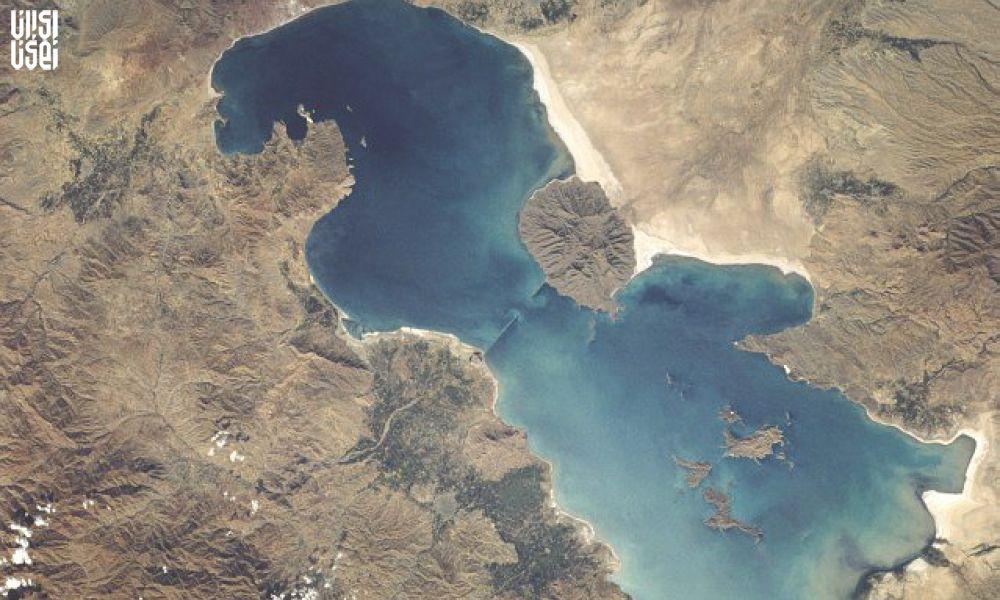 افزایش حجم آب دریاچه ارومیه