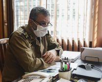 رزمایش پدافند بیولوژیکی ارتش