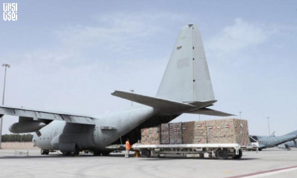 ارسال تجهیزات پزشکی و امدادی از سوی امارات به ایران