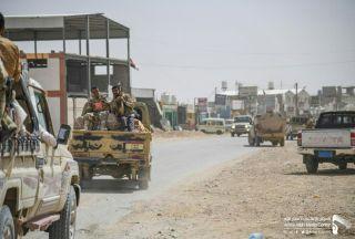 شهر الحزم پس از پاکسازی توسط نیروهای انصار الله یمن