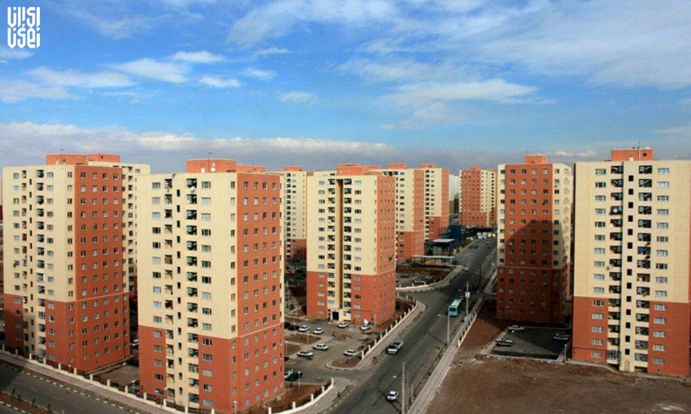 اتمام ۹ هزار واحد مسکن مهر شهرهای جدید