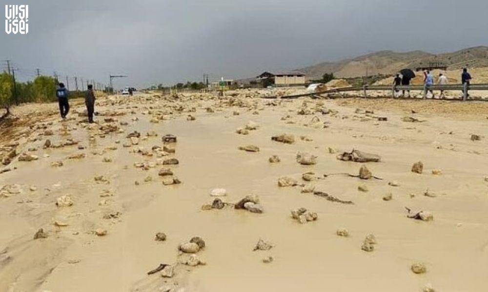 خسارت سیل در استان بوشهر