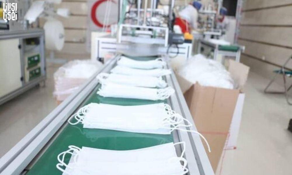 توزیع بیش از 17 میلیون ماسک در بین دانشگاه های علوم پزشکی کشور