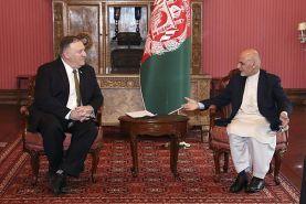 آمریکا کمک مالی ۱ میلیارد دلاری به افغانستان را قطع کرد