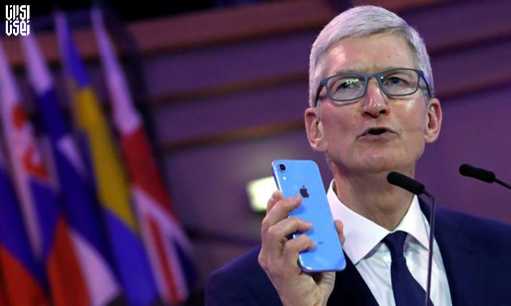 اهدای ۱۰ میلیون ماسک به آمریکا توسط اپل