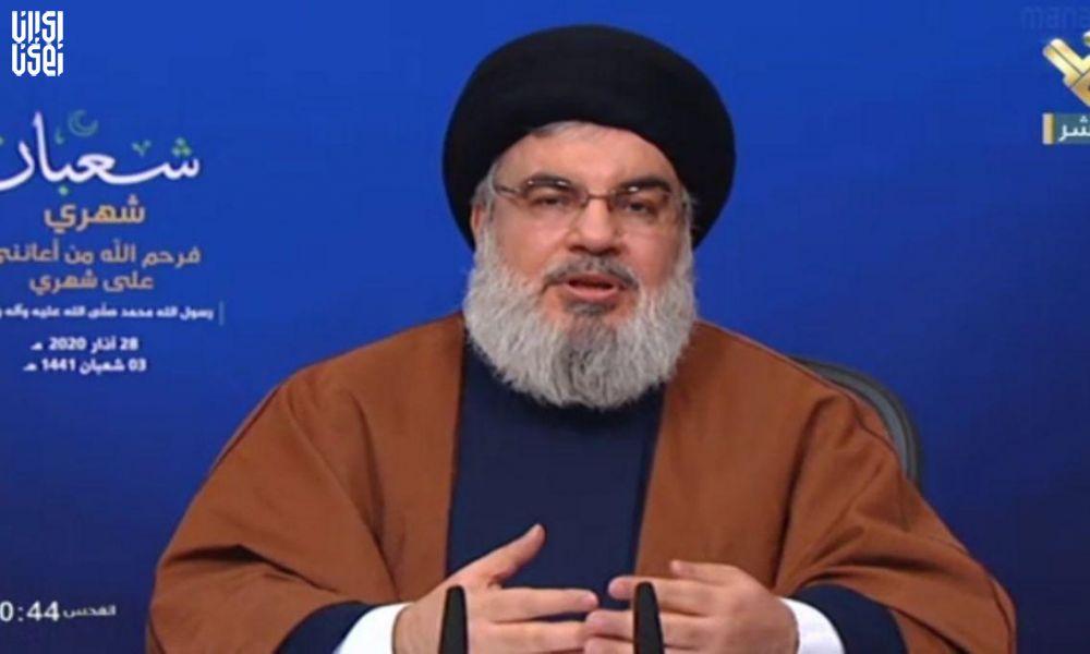 گفت و گوی دبیر کل حزب الله با شبکه تلویزیونی المنار