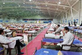 سخنگوی ارتش: ۷ هزار تخت نقاهتگاهی توسط ارتش ایجاد شده است