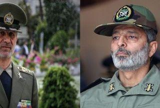قدردانی وزیر دفاع از اقدامات جهادی ارتش در مقابله با کرونا