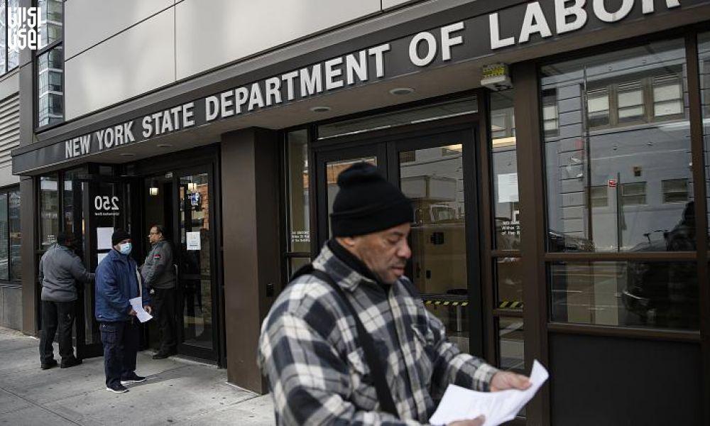۶.۶۵ میلیون نفر در یک هفته در آمریکا اعلام بیکاری کردند