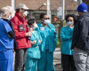 تبدیل پارک مرکزی نیویورک به بیمارستان کرونا