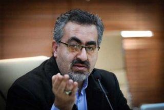 جهانپور: مردم عادی هم از ماسک استفاده کنند/ وضعیت تهران قرمز است