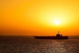 ویروس کووید-19،  عامل خروج ناوهواپیما بر آمریکایی از خلیج فارس